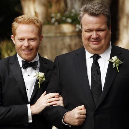 Modern-Family-Mitchell-Cam-Wedding-Video