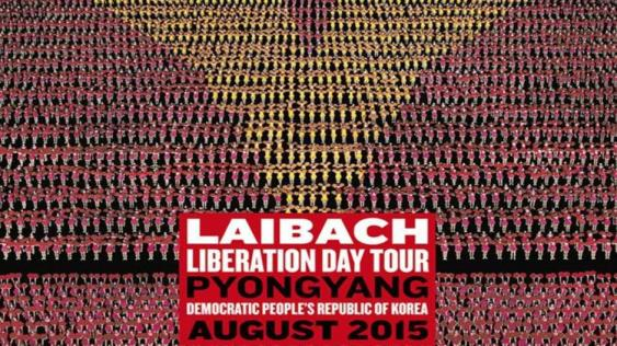 laibach north korea