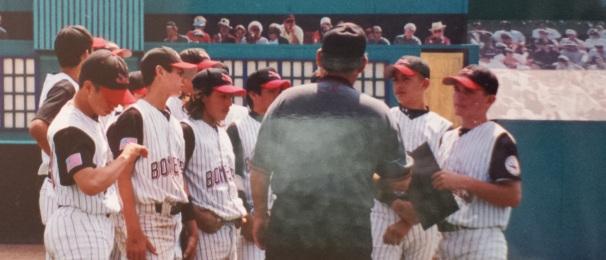 Southern California Bombers 14U team, Riverside, CA, 2002