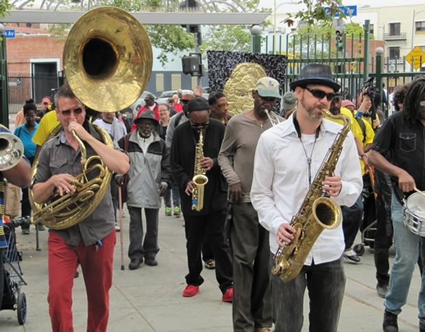 Brass Band, Walk the Talk