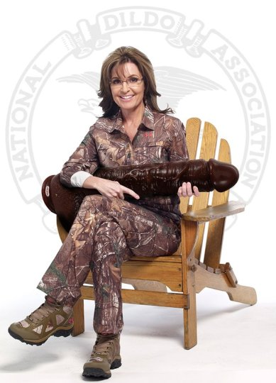 GOPdildo Palin