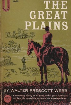 walter prescott webb the great plains