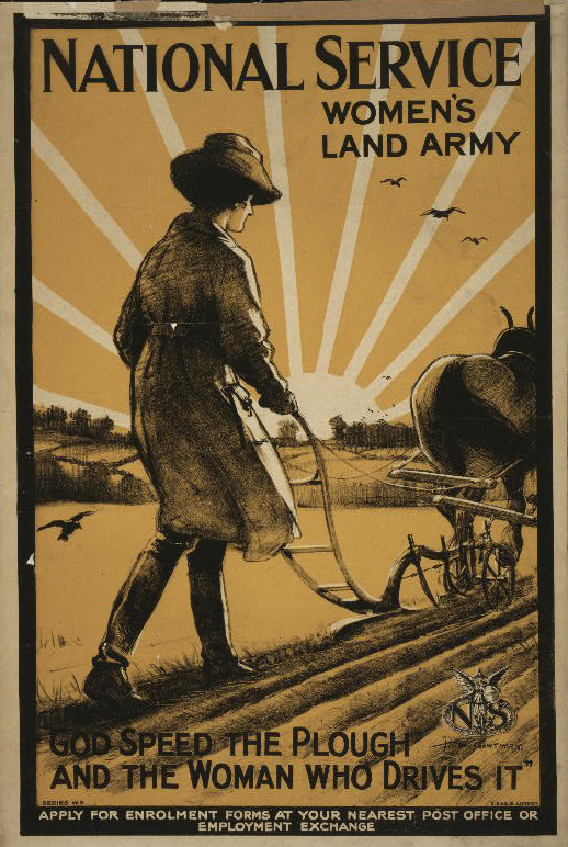 Image courtesy of Library of Congress, Prints & Photographs Division, WWI Posters, LC-USZC4-11192 (color film copy transparency).