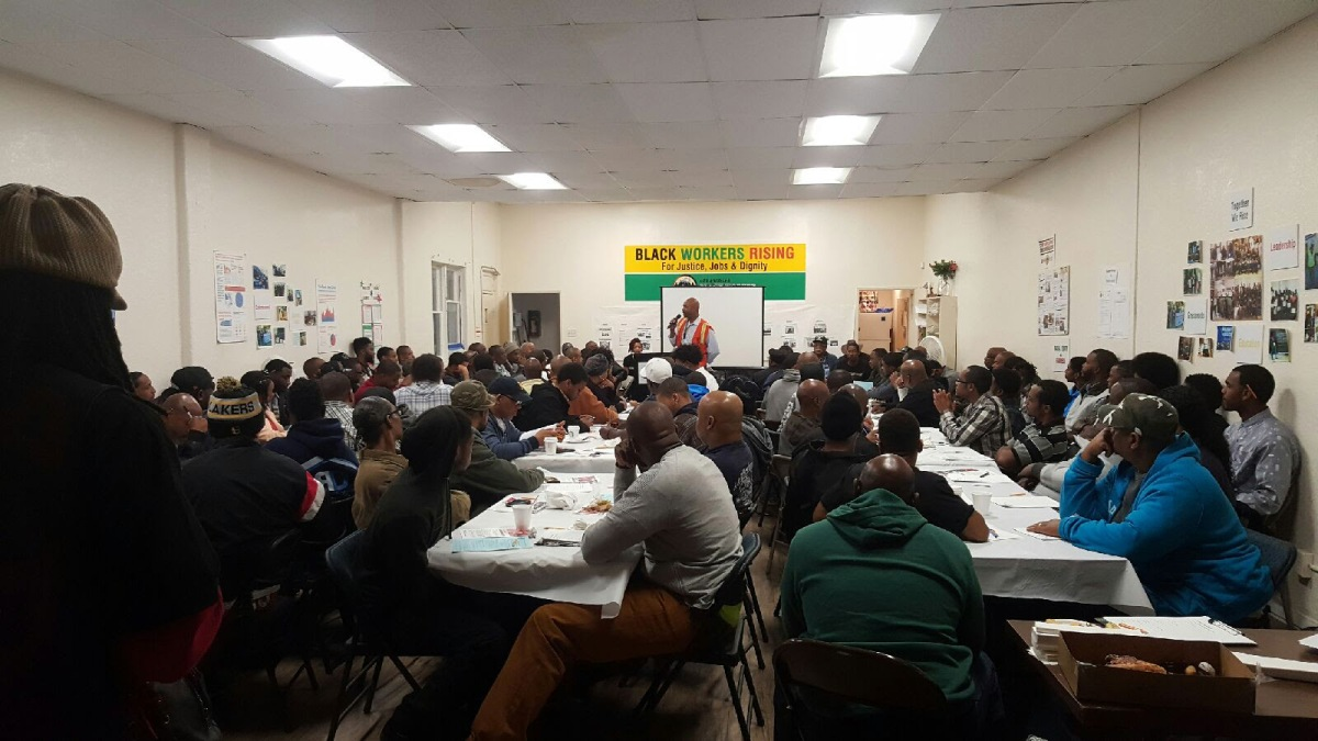 Los Angeles Black Worker Center Pushes for Inclusion – Tropics of on