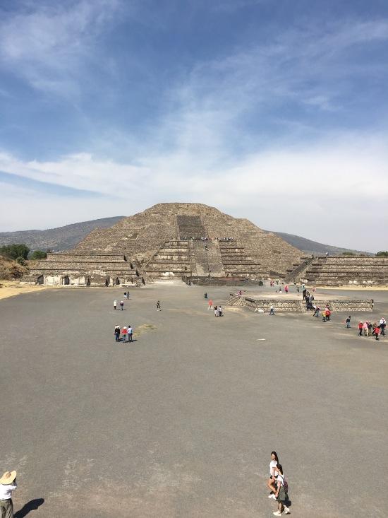 More Teotihucan