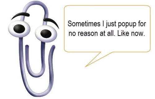 The Paperclip and the Chain – Tropics of Meta
