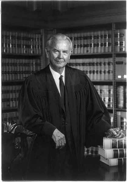 Justice William J. Brennan, Prints and Photographs Division, Library of Congress
