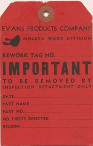 Tag courtesy of the Charles and Ray Eames Papers, Manuscript Division, Library of Congress.