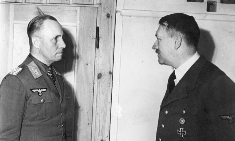 patton and rommel