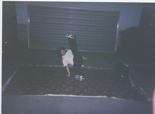 Eric Costello Climax Crew mid 1990s