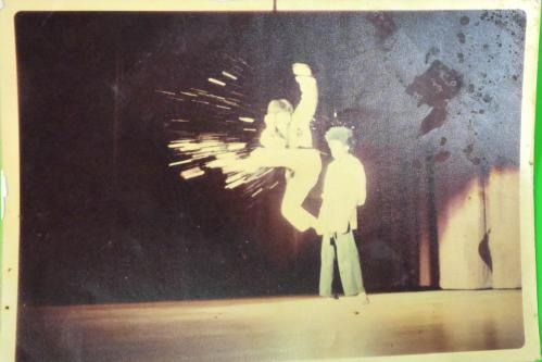 KenMcCoyKarateDemonstration.KenMcCoy.1962