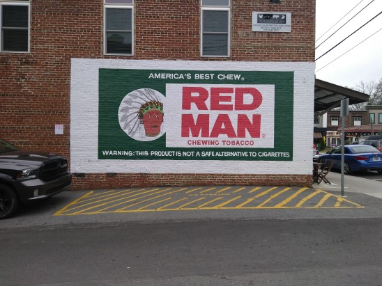 red man fannin county