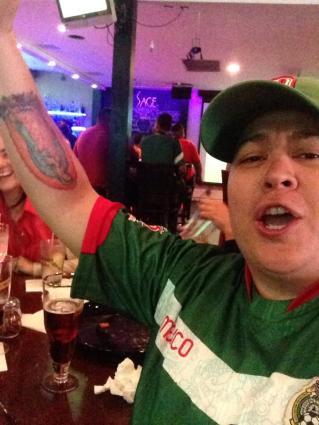 Viva Mexico MH