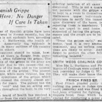"Dispatches from Fresno, 1918-19: Following the ""Spanish"" Flu Pandemic in Real Time"