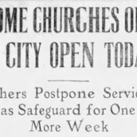 Dispatches from Fresno, 1918-19: Following the 'Spanish' Flu Pandemic in Real Time, Part X