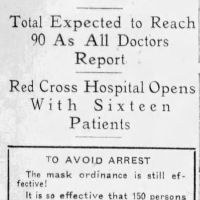 Dispatches from Fresno, 1918-19: Following the 'Spanish' Flu Pandemic in Real Time, Part XV